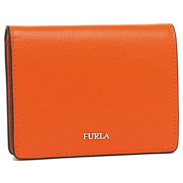【4時間限定ポイント10倍】【返品OK】フルラ 折財布 レディース FURLA 1008494 PZ28 B30 LS4 オレンジ
