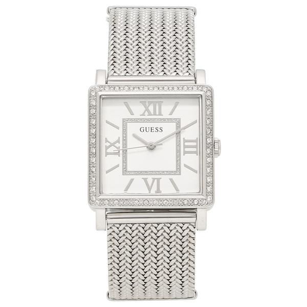ゲス 腕時計 レディース アウトレット GUESS U0826L1 シルバー