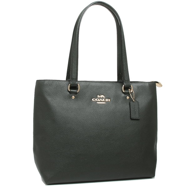 Coach tote bag outlet lady's COACH F48637 IMO7I green