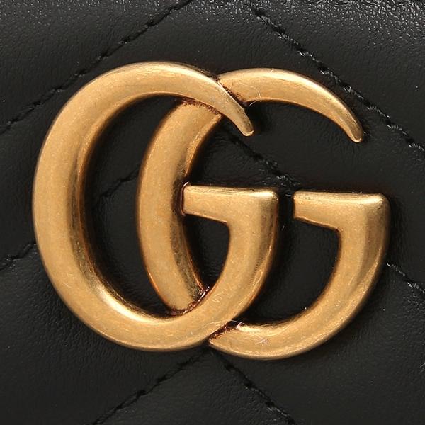739318c6eeb Brand Shop AXES  Takeru Gucci wallet Lady s GUCCI 443123 DTD1T 1000 ...