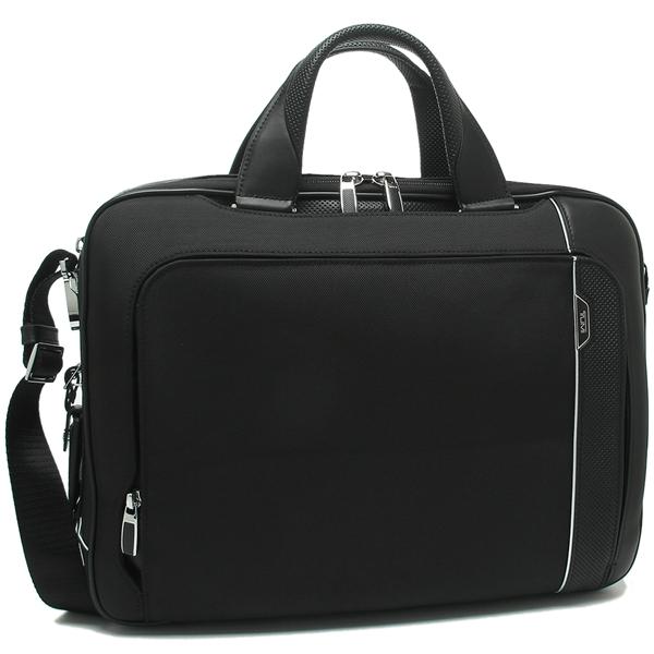 【4時間限定ポイント10倍】トゥミ ビジネスバッグ メンズ TUMI 25503004 D3 ブラック