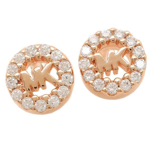 339244bf3b3a Michael Kors earrings accessories Lady s MICHAEL KORS MKC1033AN791 Rose gold