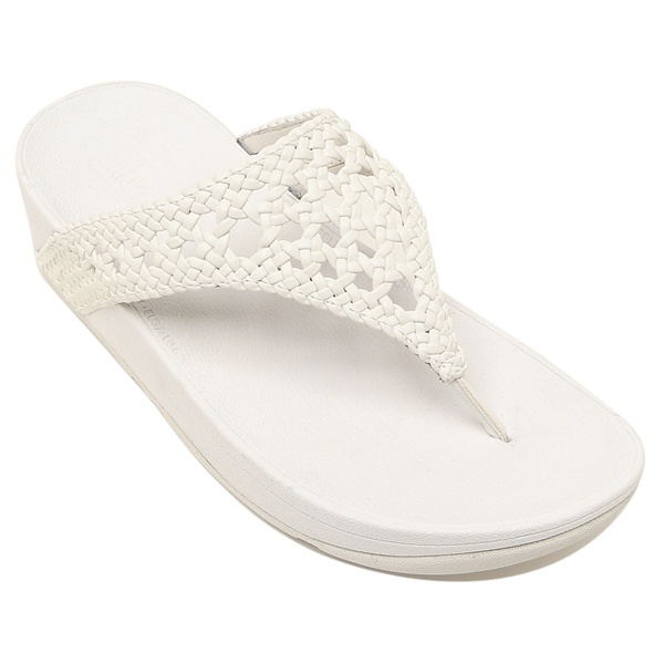 Fitting FLOP sandals Lady's fitflop T90 194 white