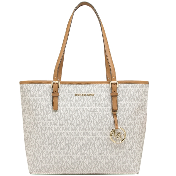 Michael Kors Tote Bag Outlet Lady S 35h8gtvt2b White