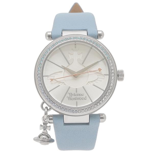 【6時間限定ポイント10倍】【返品OK】ヴィヴィアンウエストウッド 腕時計 レディース VIVIENNE WESTWOOD VV006BLBL ブルー