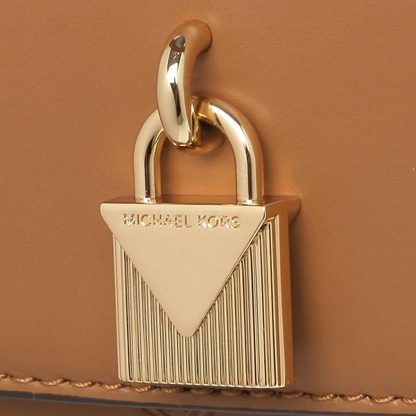 Michael Kors handbag shoulder bag Lady's MICHAEL KORS 30S9GG7S2Y 203 brown