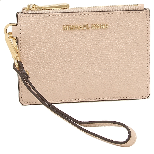 ad77f0ee4a3b Michael Kors coin case pass case Lady's MICHAEL KORS 32T7GM9P0L 187 light  pink ...