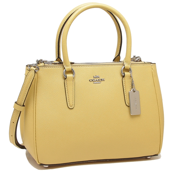 Coach Tote Bag Shoulder Outlet Lady S F44962 Svog0 Light Yellow