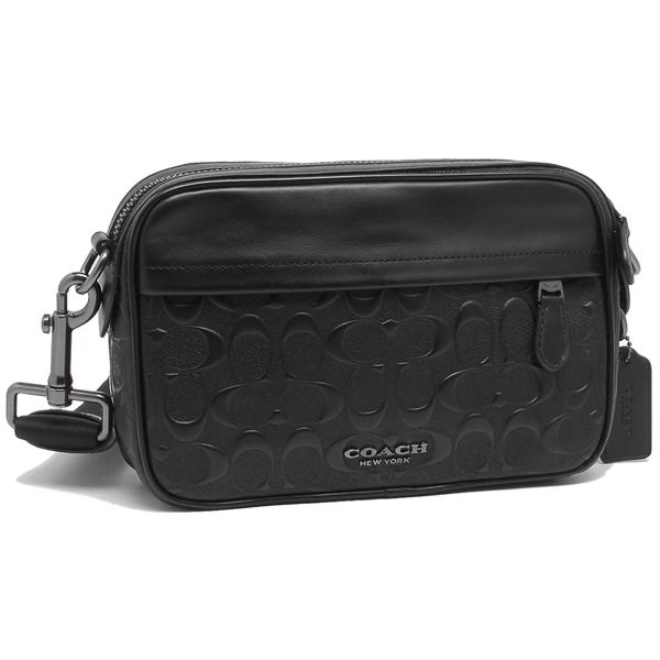 c951816f56 Coach shoulder bag outlet men COACH F50713 QBBK black