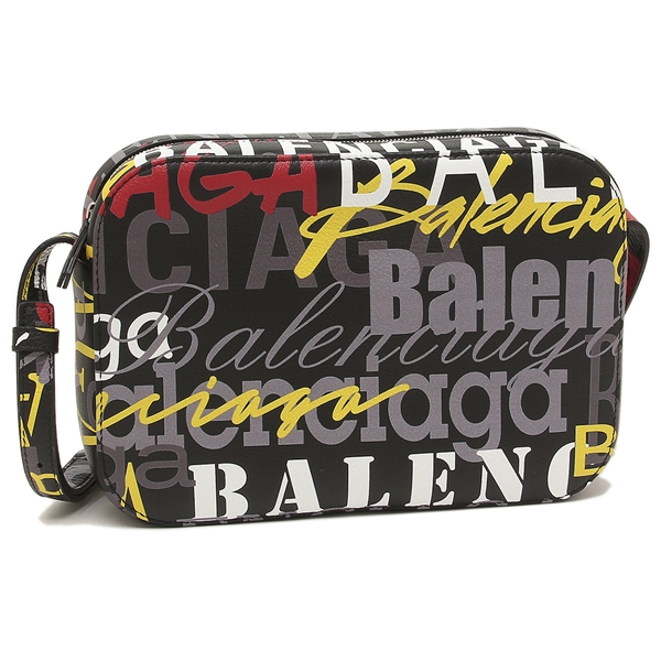 バレンシアガ ショルダーバッグ レディース BALENCIAGA 552370 DLQNN 1000 ブラック
