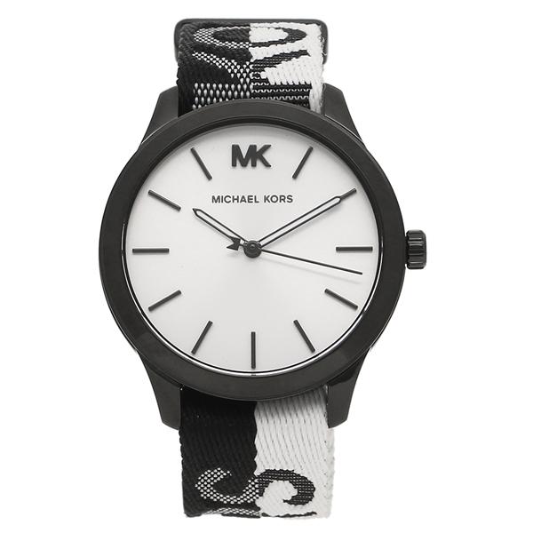 【返品OK】マイケルコース 腕時計 レディース MICHAEL KORS MK2844 ホワイト ブラック