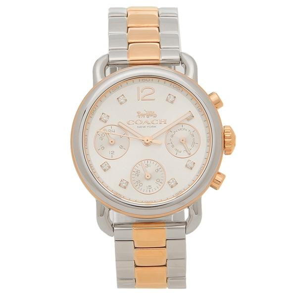 COACH 腕時計 レディース コーチ 14502945 シルバー