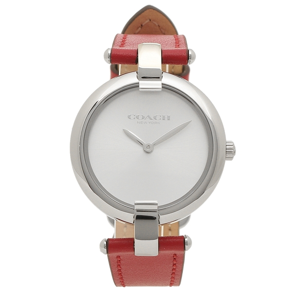 COACH 腕時計 レディース コーチ 14503199 シルバー レッド