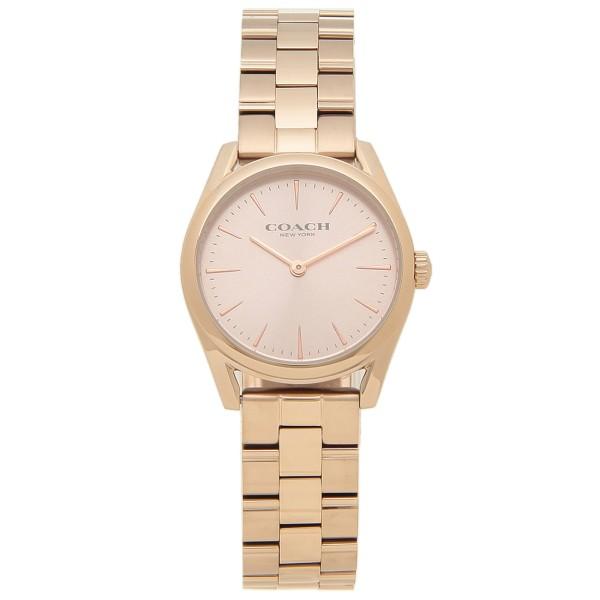 【返品OK】COACH 腕時計 レディース コーチ 14503206 ローズゴールド
