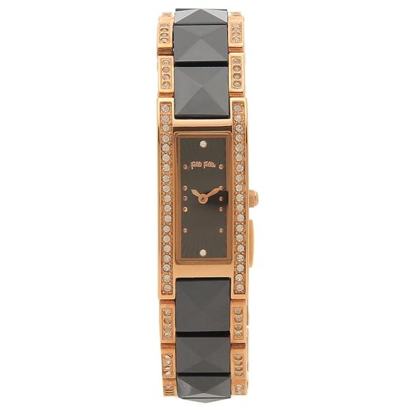 【予約】 フォリフォリ フォリフォリ 腕時計 レディース FOLLI FOLLIE FOLLIE WF0B034BSK-XX グレー FOLLI ピンクゴールド, 大浦町:f98d4cba --- mokodusi.xyz