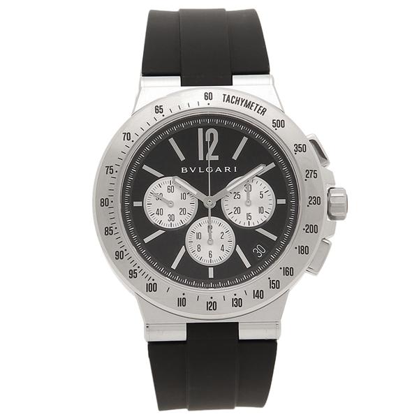 ブルガリ 腕時計 メンズ 自動巻き BVLGARI DG41BSVDCHTA ブラック