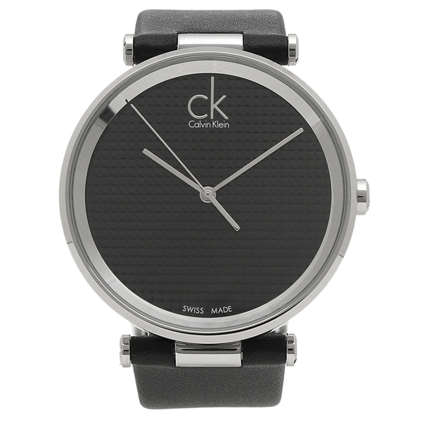 カルバンクライン 腕時計 メンズ CALVIN KLEIN K1S211.02 ブラック