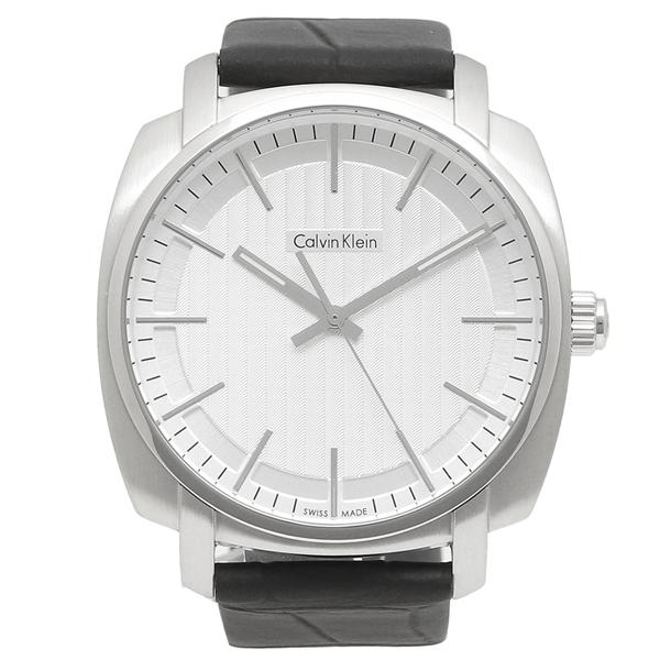 カルバンクライン 腕時計 メンズ CALVIN KLEIN K5M311.C6 ブラック シルバー