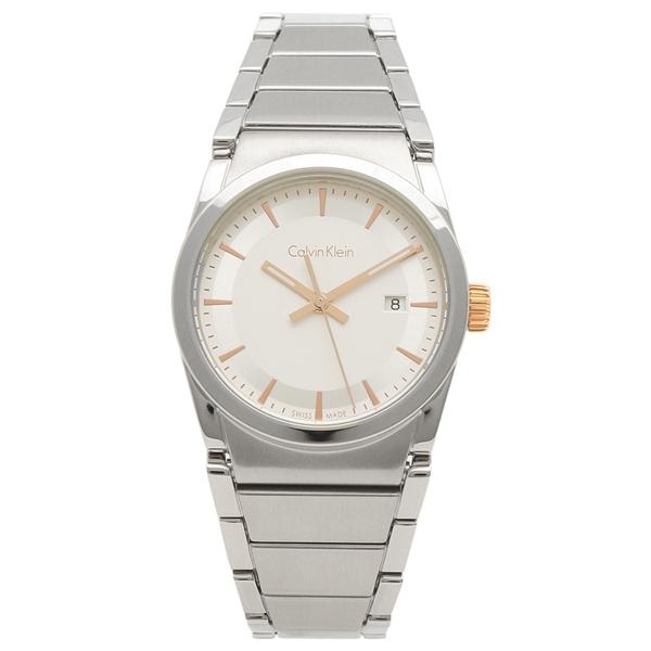 カルバンクライン 腕時計 メンズ CALVIN KLEIN K6K33B.46 シルバー