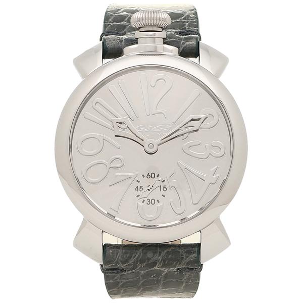 【6時間限定ポイント10倍】【返品OK】ガガミラノ 腕時計 メンズ 自動巻き GAGA MILANO 5210MIR01-GRN グリーン