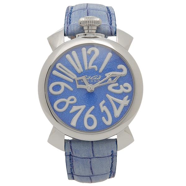 【返品OK】ガガミラノ 腕時計 レディース メンズ GAGA MILANO 5220.01 ブルー