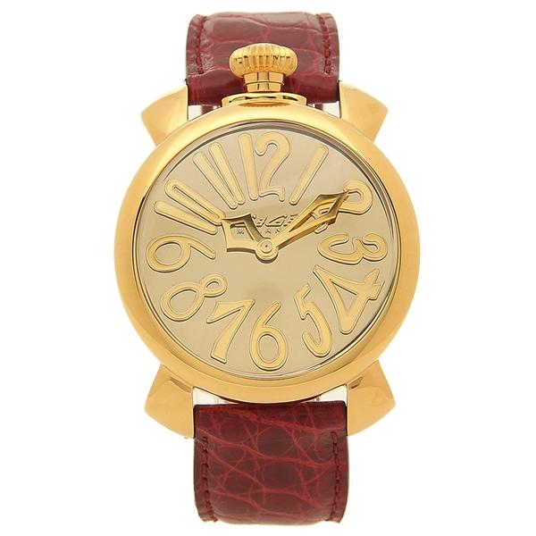 ガガミラノ 腕時計 レディース GAGA MILANO 5223.MIR.01-RED レッド