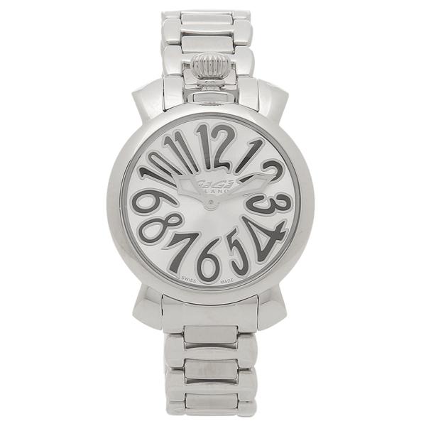 ガガミラノ 腕時計 レディース GAGA MILANO 6020.2-NEW シルバー ブラック