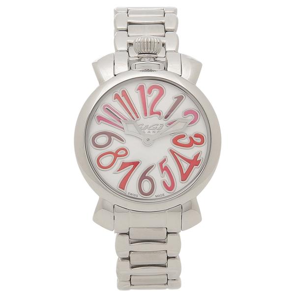 輝く高品質な ガガミラノ 腕時計 レディース GAGA レディース MILANO 6020.4-NEW シルバー シルバー GAGA ホワイト, サガミコマチ:d96379b2 --- mokodusi.xyz