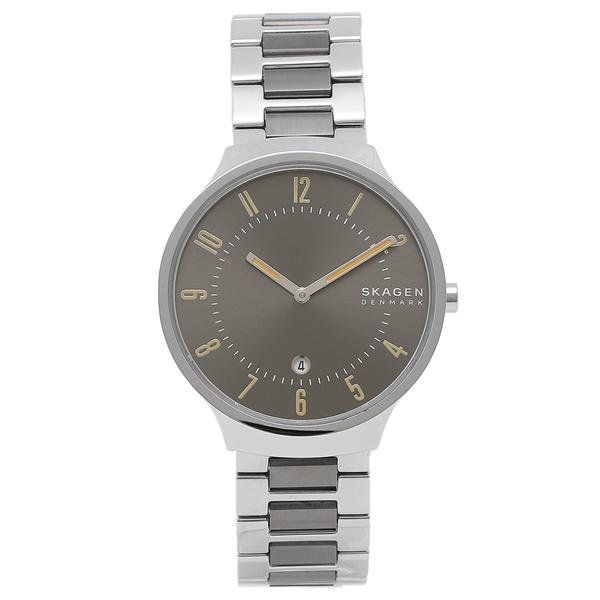 【6時間限定ポイント10倍】【返品OK】スカーゲン 腕時計 メンズ SKAGEN SKW6523 シルバー