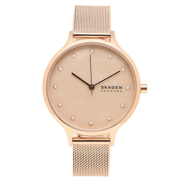 【返品OK】スカーゲン 腕時計 レディース SKAGEN SKW2773 ローズゴールド