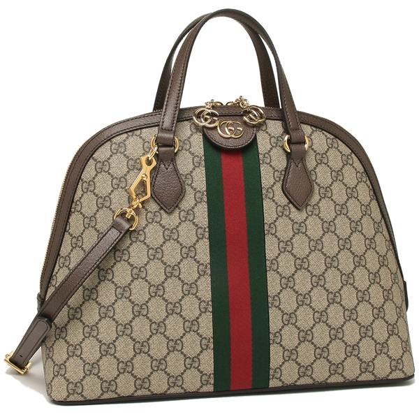 Gucci Handbag Shoulder Bag Lady S 524533 K05nb 8745 Brown