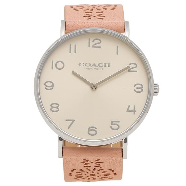 【72時間限定ポイント10倍】【返品OK】コーチ 腕時計 レディース COACH 14503257 ピンク シルバー