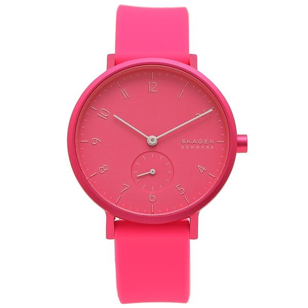 【返品OK】スカーゲン 腕時計 レディース メンズ SKAGEN SKW2822 ピンク