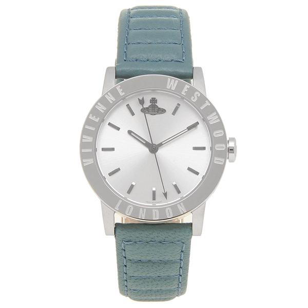 【返品OK】ヴィヴィアンウエストウッド 腕時計 レディース VIVIENNE WESTWOOD VV213SLBL シルバー ブルー