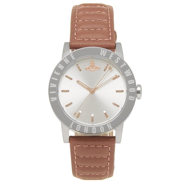 【返品OK】ヴィヴィアンウエストウッド 腕時計 レディース VIVIENNE WESTWOOD VV213SLDPK シルバー ピンク