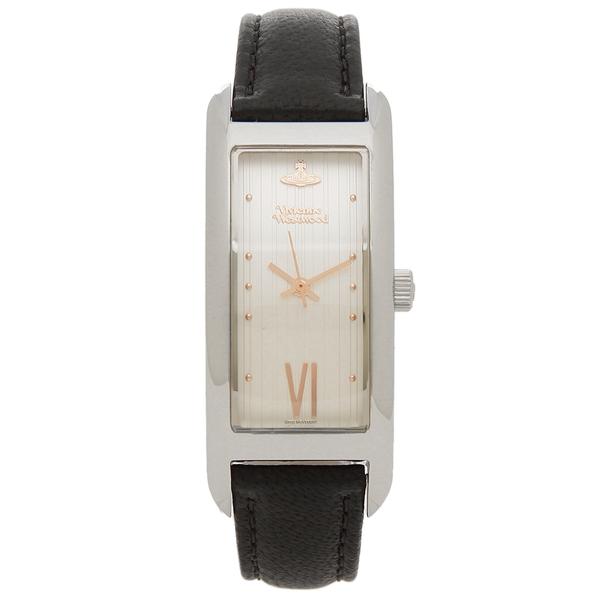 【6時間限定ポイント10倍】【返品OK】ヴィヴィアンウエストウッド 腕時計 レディース VIVIENNE WESTWOOD VV224SLBK ブラック