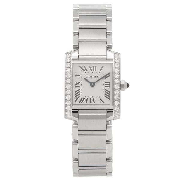 カルティエ 腕時計 レディース CARTIER W4TA0008 シルバー