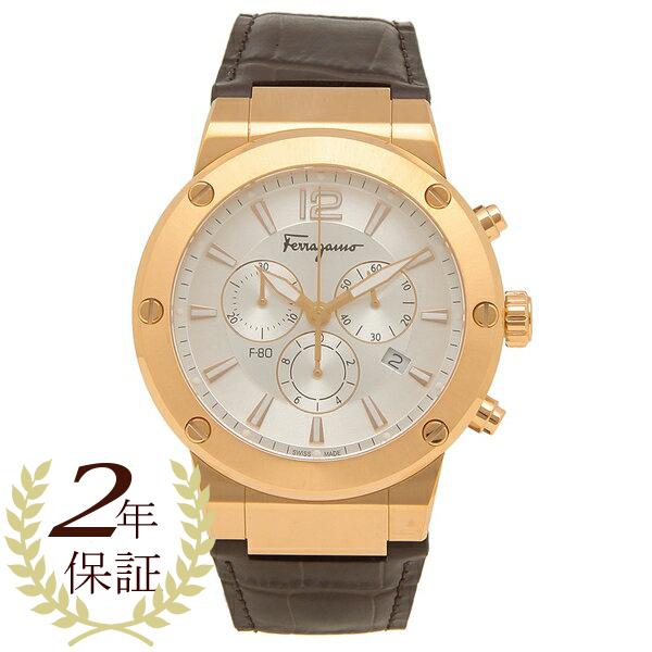【返品OK】フェラガモ 腕時計 メンズ Salvatore Ferragamo SFEX00419 ブラウン ピンクゴールド