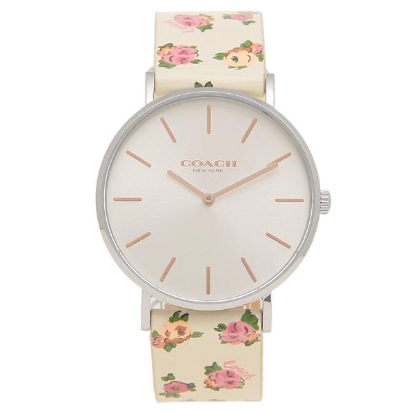 コーチ 腕時計 レディース COACH 14503297 ホワイト マルチ