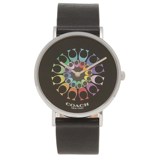 コーチ 腕時計 レディース COACH 14503289 ブラック マルチ