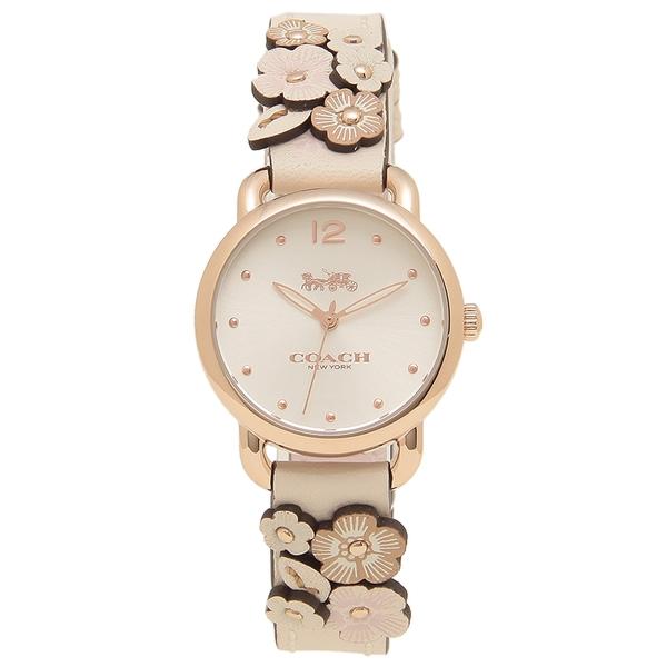 コーチ 腕時計 レディース COACH 14503311 シルバー ホワイト