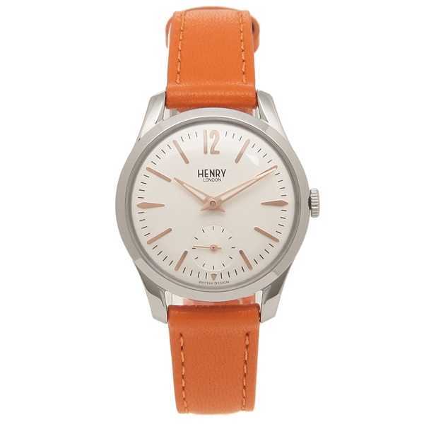 【返品OK】ヘンリーロンドン 腕時計 レディース メンズ CANONBURY キャノンベリー 30MM HENRY LONDON HL30-US-0415 ホワイト