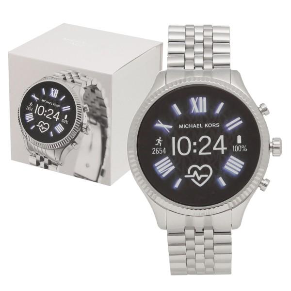 Michael Kors watch smart watch Lady's MICHAEL KORS MKT5077 MKT507740 silver