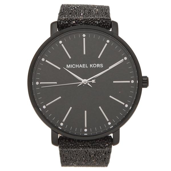 【返品OK】マイケルコース 腕時計 レディース MICHAEL KORS MK2885 38MM ブラック