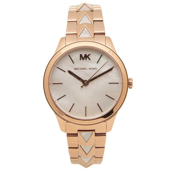 【6時間限定ポイント10倍】【返品OK】マイケルコース 腕時計 レディース MICHAEL KORS MK6671 38MM ローズゴールド