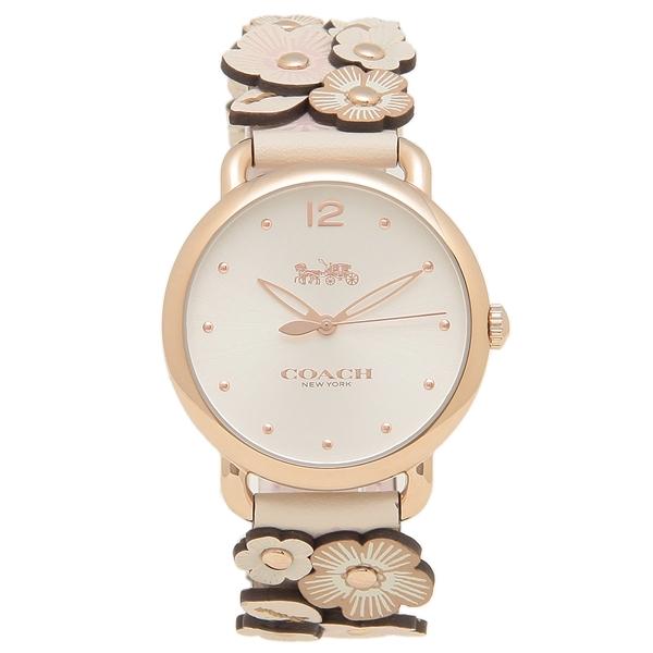 【返品OK】コーチ 腕時計 レディース COACH 14503291 36MM ホワイト ローズゴールド