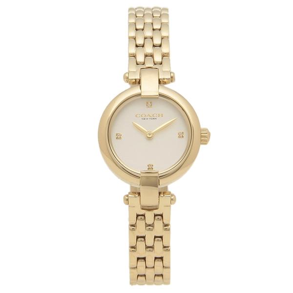 【返品OK】コーチ 腕時計 レディース COACH 14503391 24MM ゴールド