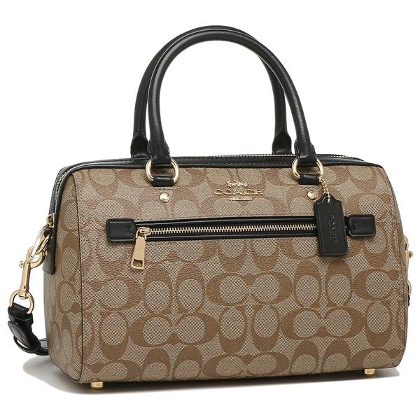 fresh styles good selling new arrive Coach handbag shoulder bag outlet Lady's COACH F83607 IMCBI khaki black