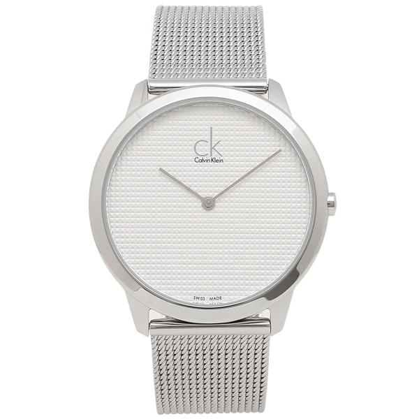 【返品OK】カルバンクライン 腕時計 メンズ CALVIN KLEIN K3M2112Y 40MM シルバー
