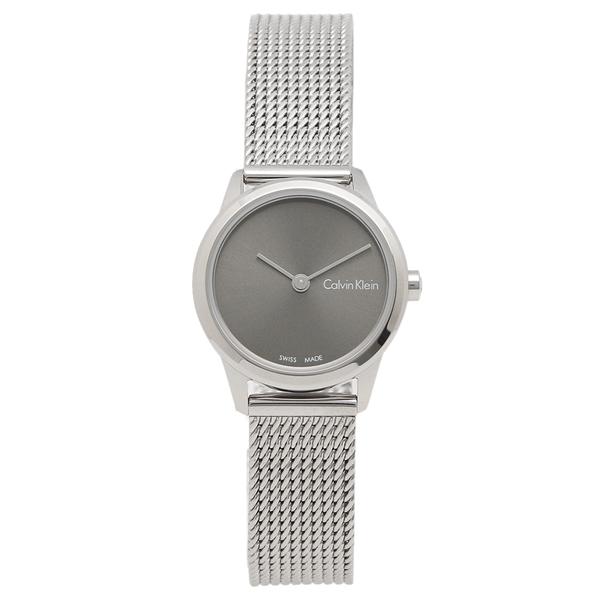 【期間限定ポイント5倍】【返品OK】カルバンクライン 腕時計 レディース CALVIN KLEIN K3M231Y3 シルバー